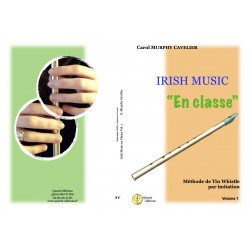 "<FONT><B></B></FONT><br />Irish Music ""En Classe"" - Volume 1"