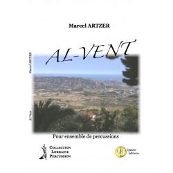 <FONT><B>Marcel ARTZER</B></FONT><br />Al Vent - Imprimé