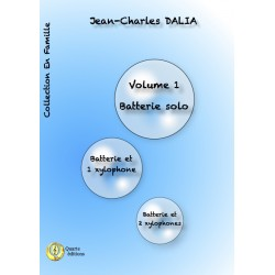 <FONT><B>Jean-Charles DALIA</B></FONT><br />En famille, Vol. 1 - Téléchargement