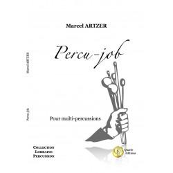 <FONT><B>Marcel ARTZER</B></FONT><br />Percu-Job - Téléchargement
