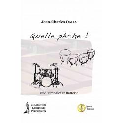 <FONT><B>Jean-Charles DALIA</B></FONT><br />Quelle pêche ! - Imprimé