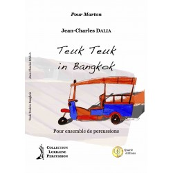 <FONT><B>Jean-Charles DALIA</B></FONT><br />Teuk Teuk in Bangkok - Téléchargement