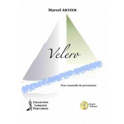 <FONT><B>Marcel ARTZER</B></FONT><br />Velero - Imprimé