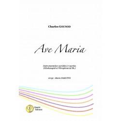 <FONT><B></B></FONT><br />Ave Maria - Imprimé