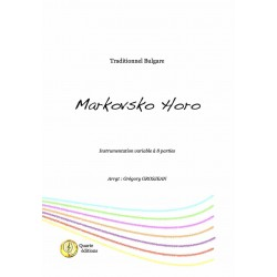 <FONT><B>Traditionnel</B></FONT><br />Markovsko Horo - Imprimé