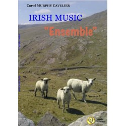<FONT><B>Carol MURPHY-CAVELIER</B></FONT><br />Irish Music « Ensemble » , vol.3 - Imprimé