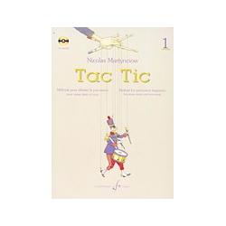 <FONT><B>Nicolas Martynciow</B></FONT><br />Tic-Tac - Volume 1