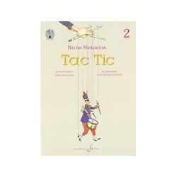 <FONT><B>Nicolas Martynciow</B></FONT><br />Tic-Tac - Volume 2