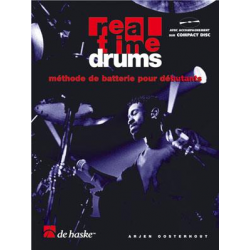 <FONT><B>Arjen Oosterhout</B></FONT><br />Real Time Drums Volume 1 (fr)