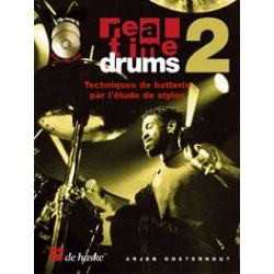 <FONT><B></B></FONT><br />Real Time Drums Volume 2 (fr)