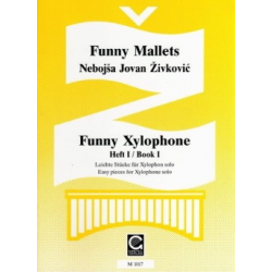 <FONT><B></B></FONT><br />Funny Xylophone Book 1