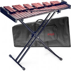<FONT><B>Stagg</B></FONT><br />Xylophone 37 touches - avec mailloches et support - Location