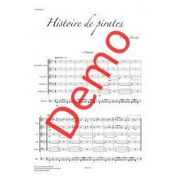 <FONT><B>Mario PARUTTO</B></FONT><br />Histoire de pirates