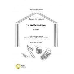 <FONT><B>Jacques OFFENBACH</B></FONT><br />La belle Hélène - Imprimé