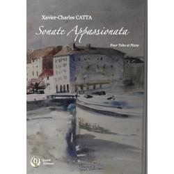 <FONT><B>Xavier-Charles CATTA</B></FONT><br />Sonate Appassionata - Téléchargement